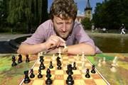 Бесплатные шахматы доступны в пяти местах города.  // www.ctk.cz