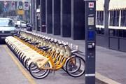 Прокатная станция велосипедов BikeMi в Милане  // wikipedia.org