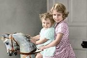 История детства королевских отпрысков - на выставке во дворце. // royalcollection.org.uk