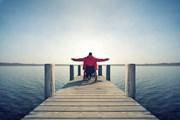 Кипр позаботился о людях с ограниченной подвижностью.  // Jenny Sturm, Shutterstock.com