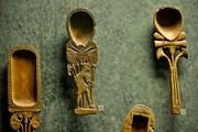 Древнеегипетские ложки из Лувра // Ricardo Alm