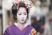 Традиционные прически - на празднике в Киото. // KPG_Payless, Shutterstock.com