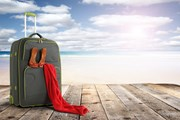 Белорусским туристам станет проще попасть в Израиль.  // suitcase_S_Photo, Shutterstock.com