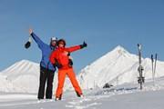 Лыжников ждет более 600 километров трасс.  // My Good Images, Shutterstock.com
