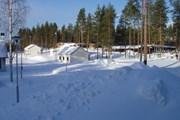 Вуокатти - курорт в cеверной Финляндии. // Dord, Shutterstock.com