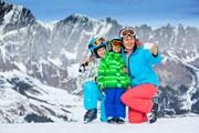 Ливиньо нравится лыжникам всех возрастов.  // Max Topchii, Shutterstock.com