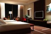 Номер в Hyatt City of Dreams Manila // hyatt.com