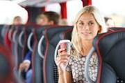 В автобусе Lux Express // luxexpress.eu