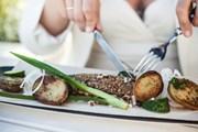 Рестораны представят особое меню.  // Maksim Toome, Shutterstock.com