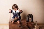 Старинная морская мода - в Летной гавани.  // Maya Kruchankova, Shutterstock.com