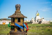 Достопримечательности Монголии будут доступнее.  // Janelle Lugge, Shutterstock.com