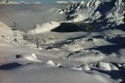 В Вербье достаточно снега.  // verbierbooking.ch