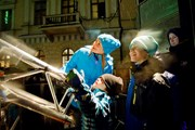 Фестиваль света - праздник для всей семьи.  // Lauri Rotko, luxhelsinki.fi