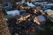 Рождественский рынок в Мюнхенском аэропорту // munich-airport.de