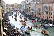 Парад лодок в Венеции // carnevale.venezia.it