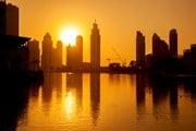 Рассвет в Дубае // Samot, shutterstock.com