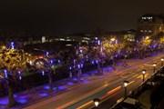 Лозанна украшена световыми объектами. // festivallausannelumieres.ch