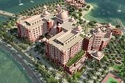 Гостиница занимает целый остров. // kempinski.com