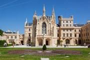 Дворцовый комплекс Леднице входит в Список Всемирного наследия ЮНЕСКО.  // Frantisek Czanner, Shutterstock.com