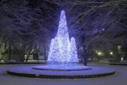 Рига будет украшена самыми необычными елками.  // liveriga.com