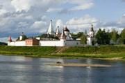 Старица - один из важнейших туристических городов области.  // Mikhael Vorozhtsov, Shutterstock.com