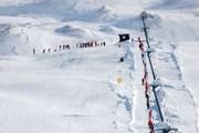 Не всем курортам хватило снега.  // Roberto Caucino, Shutterstock.com
