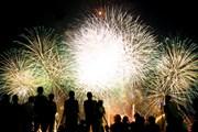 Гостей ждет праздничный фейерверк.  // dwph, Shutterstock.com