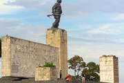Мавзолей Че Гевары на Кубе.  // BluesyPete , Wikipedia