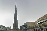 По Дубаю можно погулять, не выходя из дома. // Google