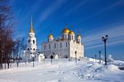 Владимир ждет гостей на Новый год и Рождество.  // Iakov Filimonov, Shutterstock.com