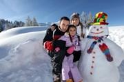 Зимние каникулы лыжников не разочаровали.