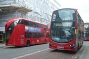 Автобусы в Лондоне // Travel.ru