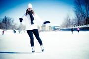 16 бесплатных катков работают в Москве. // Click Images, shutterstock.com