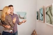 Посетители увидят выдающиеся произведения русского искусства.  // Shots Studio, Shutterstock.com