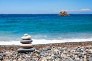 На пляжи завезут гальку.  // CoolR, Shutterstock.com