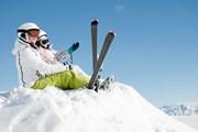 Курорты Ливана засыпаны снегом.  // gorillaimages, Shutterstock.com