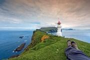 Фарерские острова привлекают любителей природы.  // Spumador, Shutterstock.com