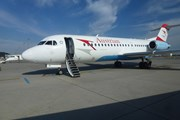 Самолет Austrian Airlines // Travel.ru