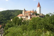 Кршивоклат - один из старейших замков Чехии.  // Miaow Miaow, Wikipedia
