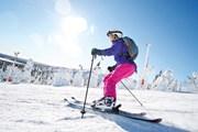 Майские праздники можно провести на лыжах.  // ruka.fi