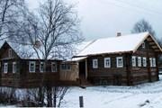 Музей разместится в отреставрированном доме.  // dvinanews.ru
