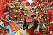 В мае в Гонконге интересно. // AFP
