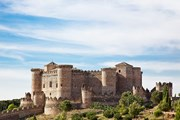 Замок Бельмонте - уникальный памятник архитектуры.  // Castillodebelmonte, Wikipedia