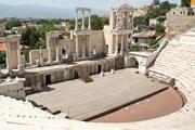 В Пловдиве - множество древних памятников.  // Villy Yovcheva, Shutterstock.com