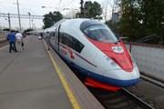 """Поезд """"Сапсан"""" // Travel.ru"""