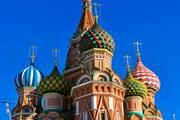 В среднем туристы приезжают в Москву на 2,5 дня. // Elena11, shutterstock