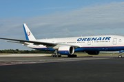 Boeing 777-200ER авиакомпании Orenair доставит туристов в Китай // orenair.ru