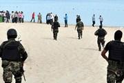 Террористы напали на отдыхающих в Сусе. // telegraph.co.uk