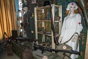 Частный военно-исторический музей в Благовещенской // Дарья Орешкина
