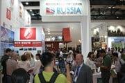 На туристической выставке BITE в Пекине. // Visit Russia